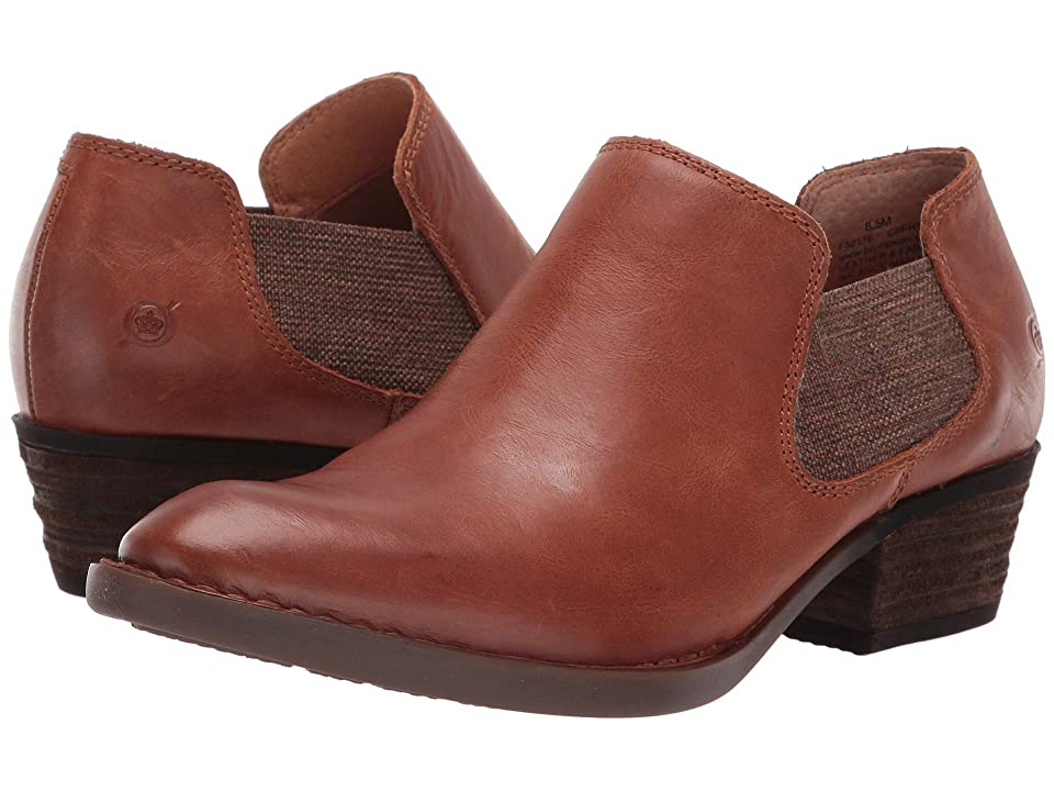 Born Dallia (Tan Full Grain Leather) Women