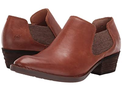 Born Dallia (Tan Full Grain Leather) Women