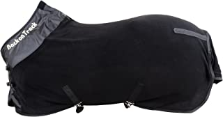 Back on Track Therapeutic Fleece Supreme Rug for Horses, Black