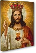 Portrait of Christ Canvas Wall Art