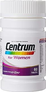 CENTRUM For Women, 60 ct