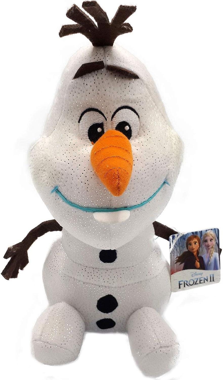 Disney Frozen 2 Peluche Olaf 30cm