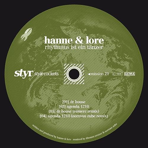 Rhythmus ist ein Tänzer by Hanne & Lore on Amazon Music ...