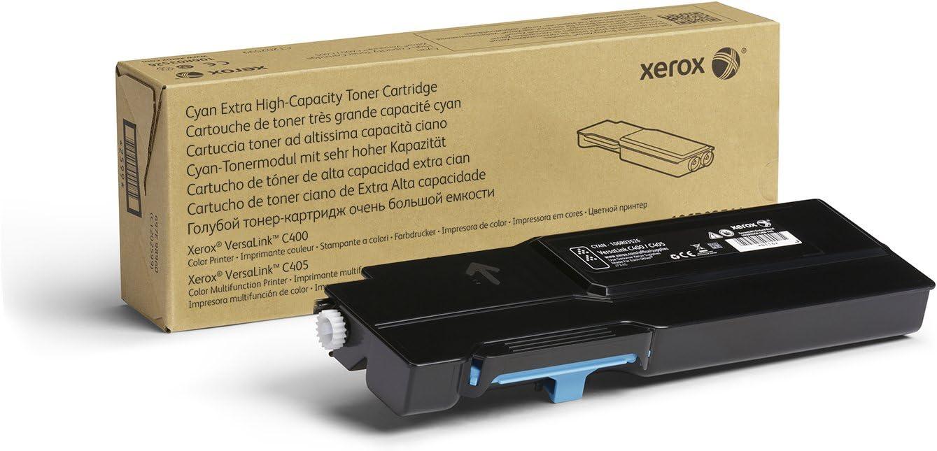 Xerox VersaLink C400/C405 Cyan Extra High Capacity Toner-Cartridge (8,000 Pages) - 106R03526