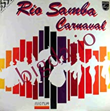 RIO Samba Carnaval Lp Vinyl Record Banda Carnavalesca Cidade Maravilhosa 1981