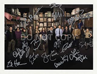 The Office tv show cast reprint signed autographed 11x14 poster photo RP Steve Carrell