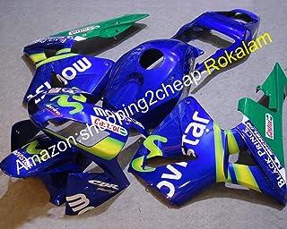 Caliente venta accesorios de la cubierta, Moto para CBR600RR F5 2003 2004 600RR 03 04 Movistar motocicleta carrocería plástico carenado Set (moldeado por inyección.)
