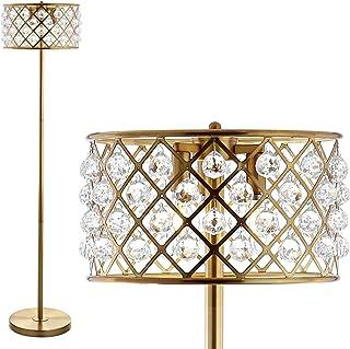 Amazon Com Floor Lamps Crystal Floor Lamps Lamps Shades Tools Home Improvement
