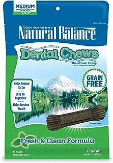 Best natural balance dental chews mini Reviews