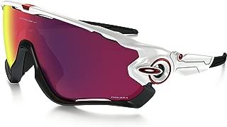 Oakley Jawbreaker Sunglasses & Cleaning Kit Bundle