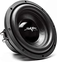 "Skar Audio IX-8 D4 8"" 300 Watt Max Power Dual 4 Ohm Car Subwoofer"