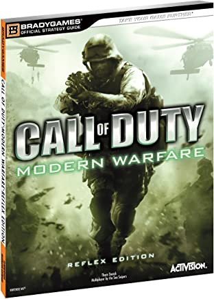 Call Of Duty: Modern Warfare Reflex Official Stretegy Guide