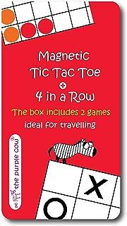 Fournier - Tic Tac Toe: 4 en raya magnético