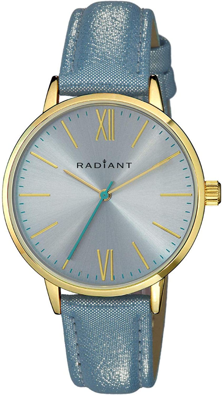 Radiant Reloj Analógico para Mujer de Cuarzo con Correa en Cuero RA429603