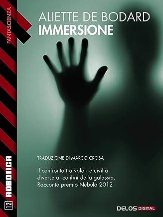 Immersione (Robotica)