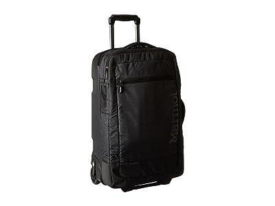 Marmot Lightning Carry On (Black) Carry on Luggage
