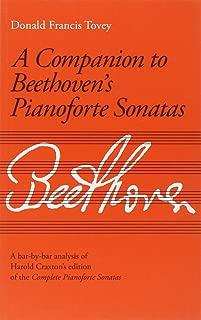 A Companion to Beethoven's Piano Sonatas (Analysis) (Signature)