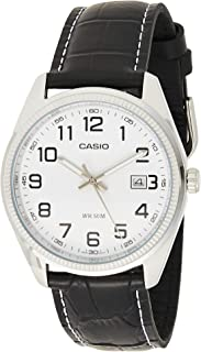 Casio MTP-1302L-7B For Men (Analog, Casual Watch), Leather