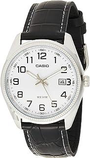 Casio Men's Watch - MTP-1302L-7BVDF - Leather