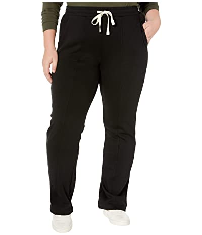 UGG Plus Size Shannon Sleep Bottoms (Black) Women