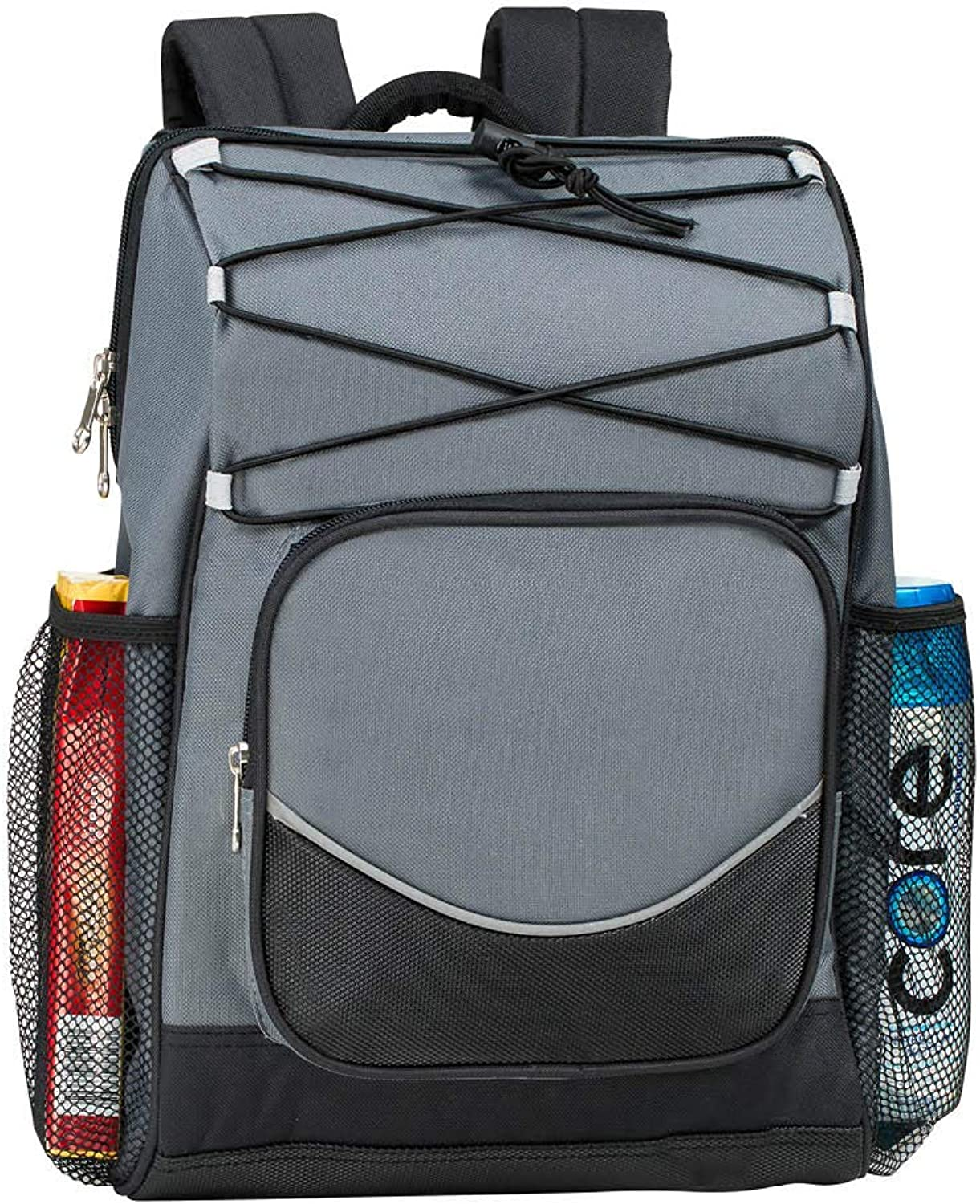 Backpack Cooler Backpack Insulated, Hiking Backpack Coolers, Travel Backpack Great Soft Cooler Bag for Backpacking, Rowing, Picking Bag, Beach Bag, Lunch Bag for Women and Men, Holds 20 cans