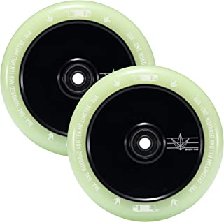 Envyscooters 110mm Hollow Core Wheels - Glow
