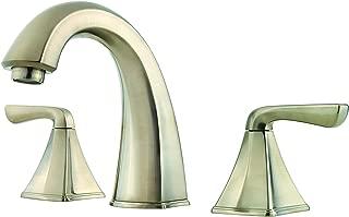 Price Pfister F049SLKK Selia Widespread Bathroom Sink Faucet, Brushed Nickel