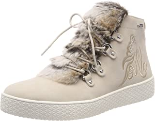 : Beige Bottes et bottines Chaussures femme