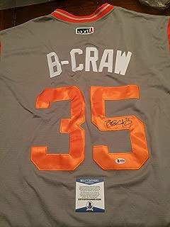 brandon crawford signed jersey