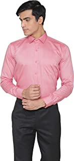 MANQ Men's Slim Fit Formal/Party Shirt