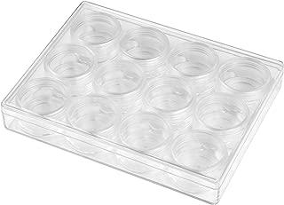 SE 87136DB 30-Piece Plastic Storage Container Set