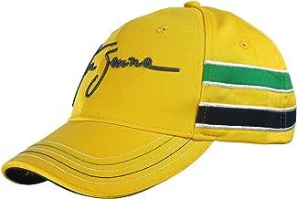 Ayrton Senna Cap helm, formule 1, F1, AS-15-012