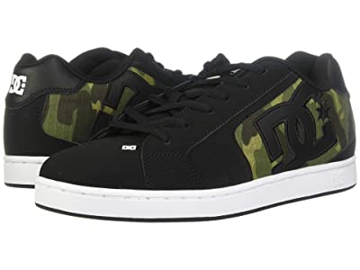 DC Net SE (Black/Camo Print) Men