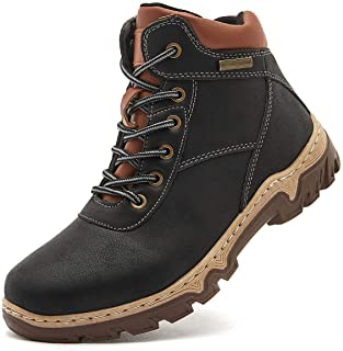 hash bubbie Women Mid Hiking Boots Outdoor Waterproof Non Slip Backpacking Trekking Walking Trails