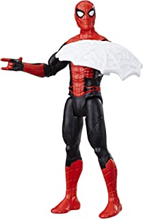 """Spider-Man: Far from Home Web Shield 6""""-Scale Hero Action Figure Toy – Ages 4 & Up"""