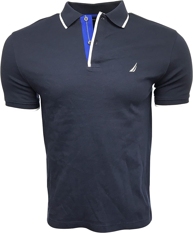 Nautica Men's Polo Shirt 100% Cotton