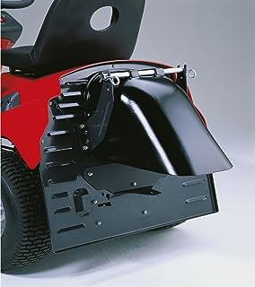 MTD 196-750A678 d/éflecteur arri/ère Noir