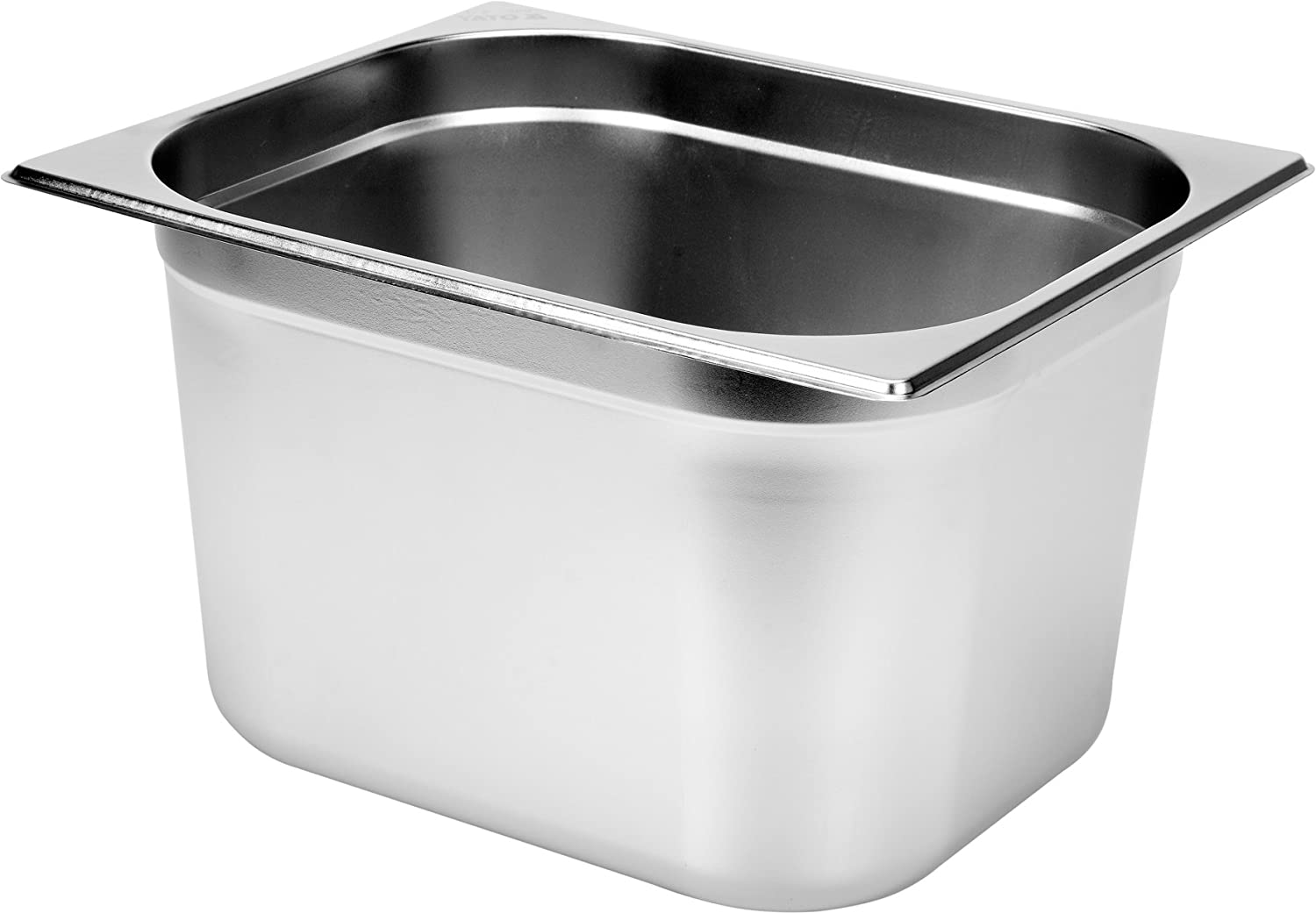 Yato Professional Stainless Steel Gastronorm Omaha Mall 1 GN 2Sizes Select Detroit Mall