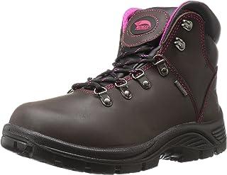 Avenger Safety Footwear Women's 7675 Soft Toe Waterproof SR EH Hiker Industrial and Construction Shoe