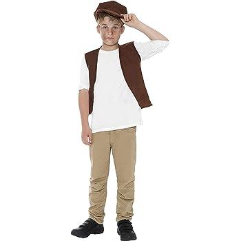 Disfraz de Deshollinador para niño: Amazon.es: Juguetes y juegos