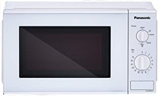 Panasonic 20L Solo Microwave Oven(NN-SM255WFDG,White)