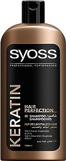 Syoss Keratin Shampoo, 500 ml