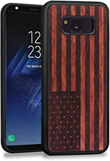s8 plus wood case