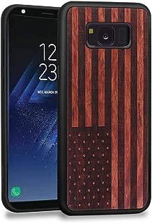 samsung s8 plus wood case
