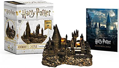 Download Book Harry Potter Hogwarts Castle and Sticker Book: Lights Up! (RP Minis) PDF