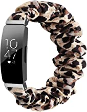 Jennyfly - Cinturino di ricambio per Fitbit Inspire HR, morbido elastico da 125 mm, compatibile con Fitbit Inspire/Inspire HR