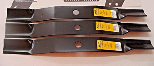 XHT 3 HD USA Blades for Woods L306 RM306 RM600 L306A 13404 13404KT 31306 31306KT
