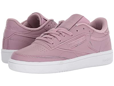 Reebok Lifestyle Club C 85 (Infused Lilac/Spirit White) Women