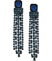 Kate Spade New York - Glitzville Chain Fringe Earrings