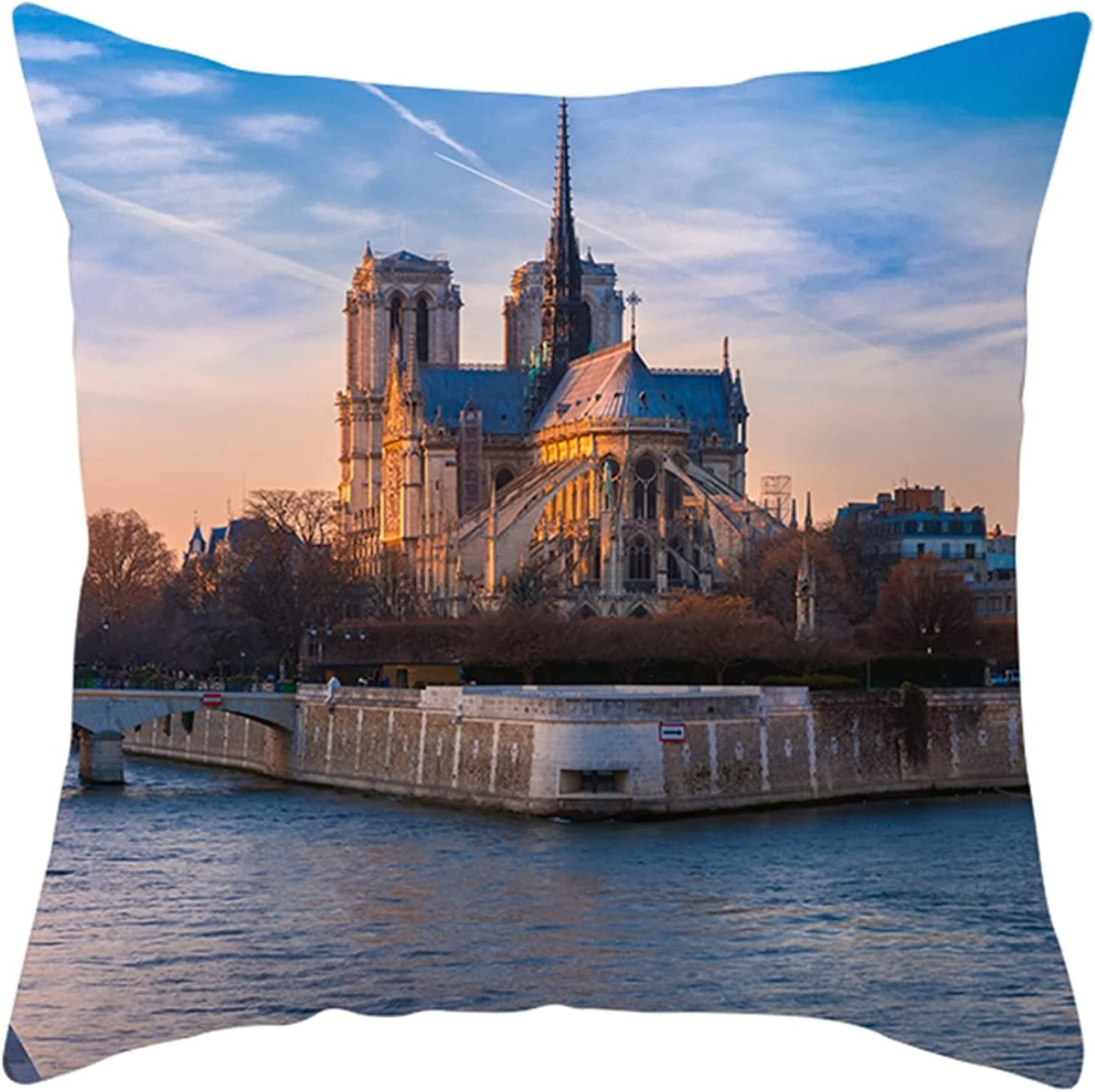 Daesar Throw overseas Pillow Cases Ranking TOP9 Bed Blue Covers Outdoor